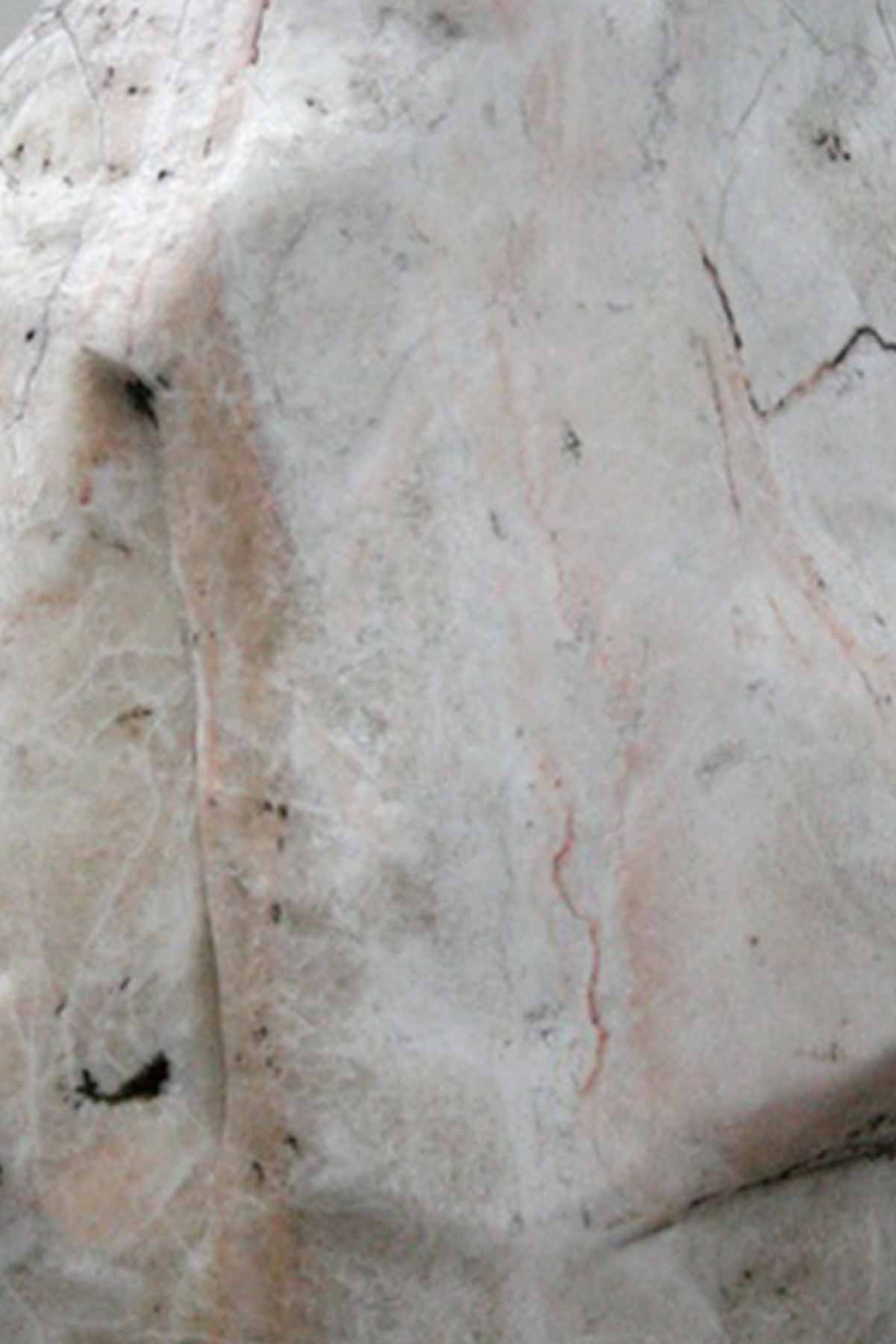 Marmor gespalten
