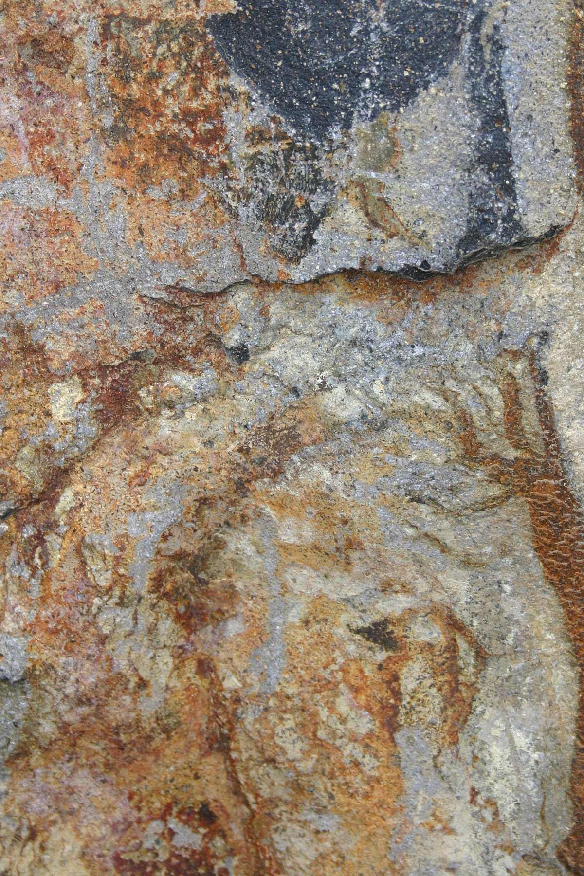 Basalt gespalten