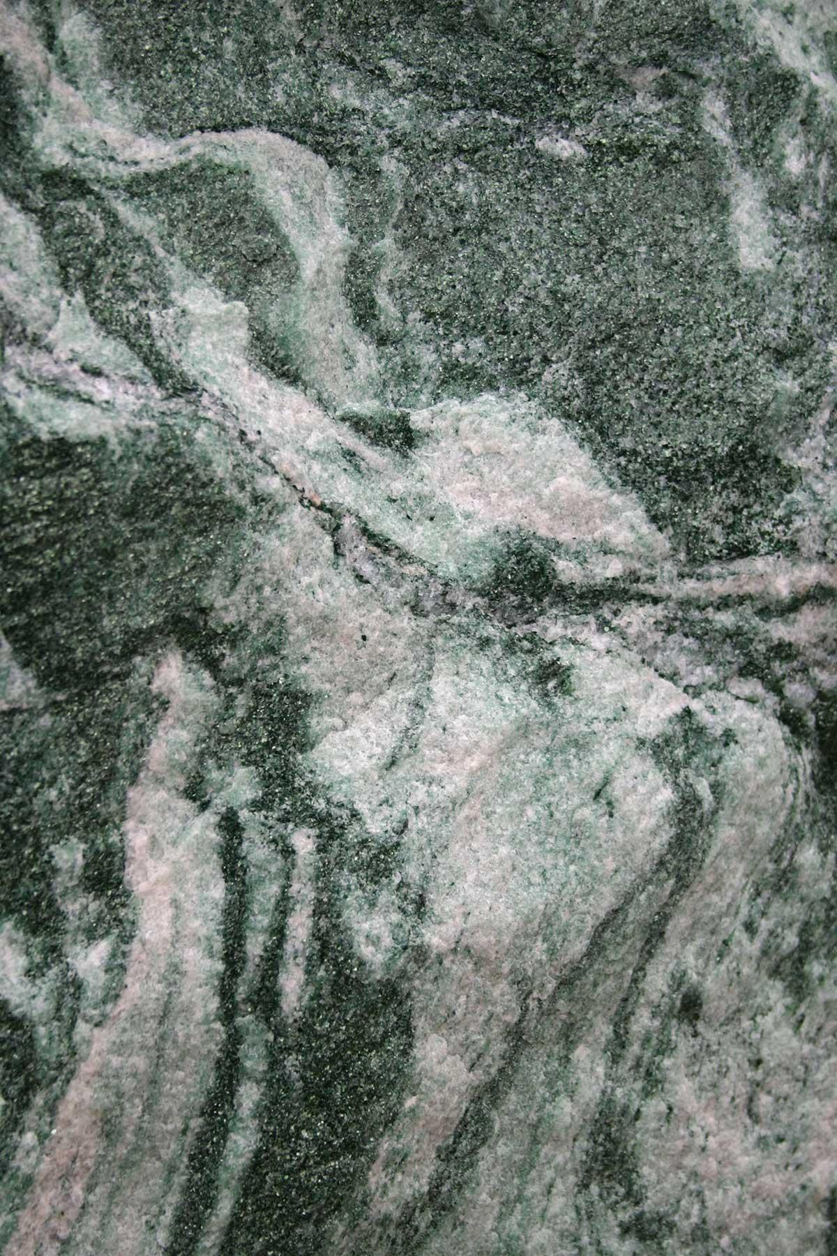 Verde Mare gespalten